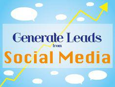 Generates Leads from Social Media