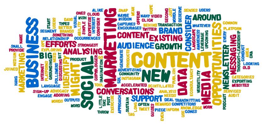 Content Marketing be Newsworthy