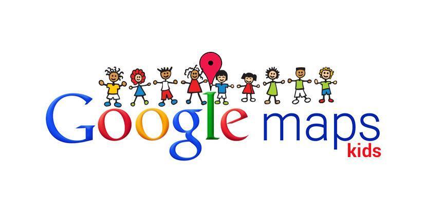 Google Map Kids