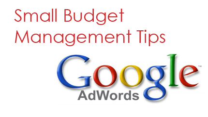 Small Budget Management Tips