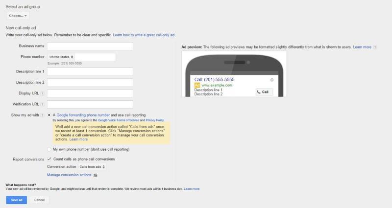 Targeting Method of Adwords