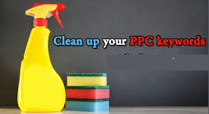 Clean up your PPC