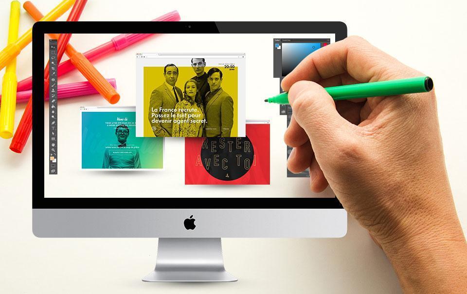 Web Design and Brand Association Problems