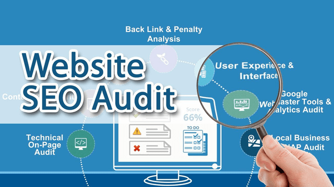 Perform SEO Audit