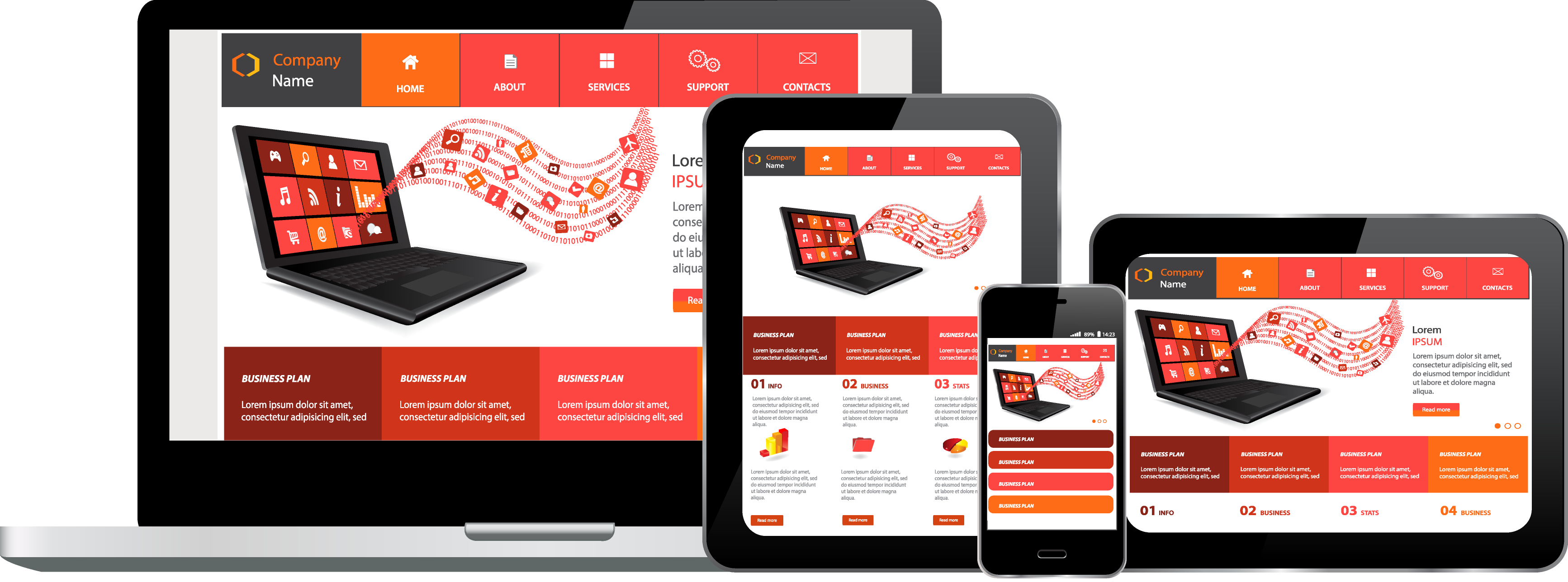 Responsive-web-design Melbourne