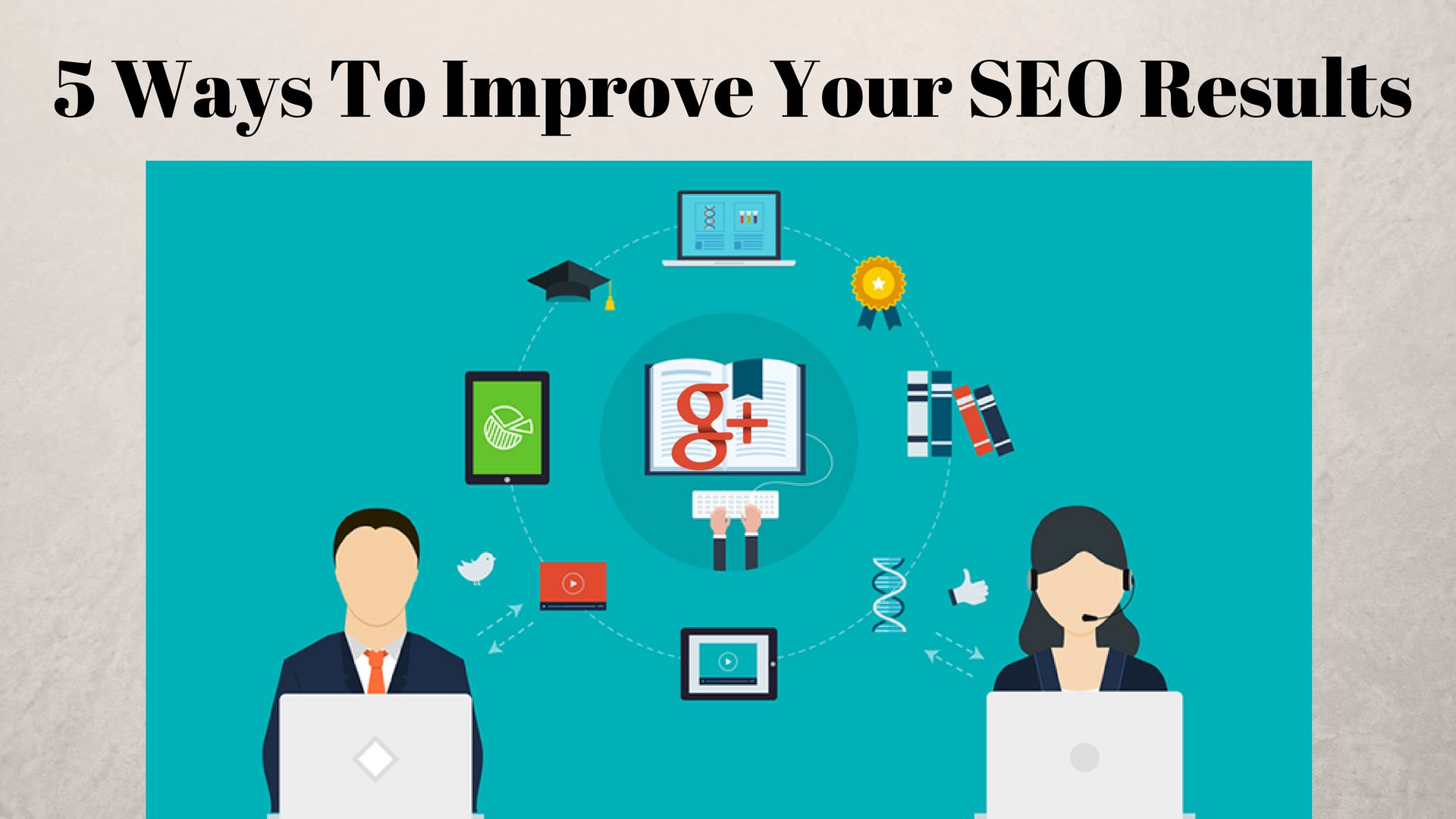 5 Ways Improve SEO