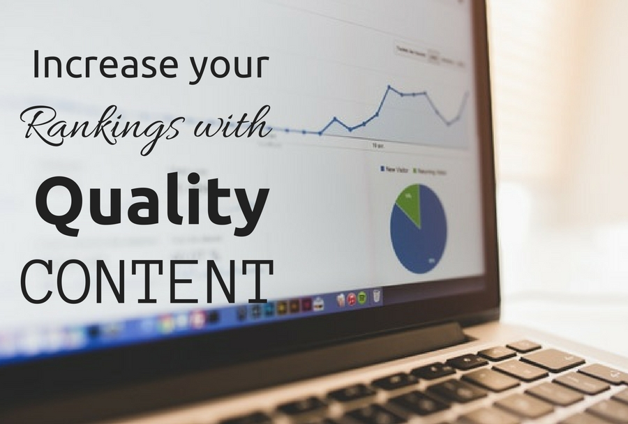 Improve Website Ranking