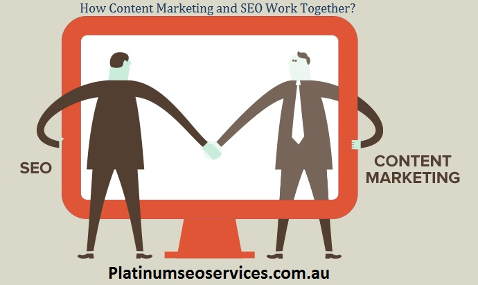 Content Marketing and SEO Work Together